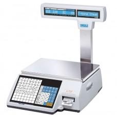 Весы CAS CL5000J (с печатью этикеток)